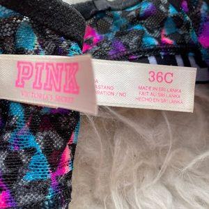 PINK Victoria's Secret Intimates & Sleepwear - PINK Victoria Secret Push-up Strappy Racerback 36C